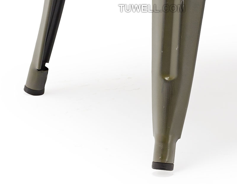 Tuwell-Best Tw8012 Steel Tolix Chair Galvanized Tolix Chair-11