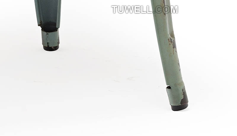 Tuwell-High Quality Tw8004 Steel Tolix Barchair | Tolix Chair-12