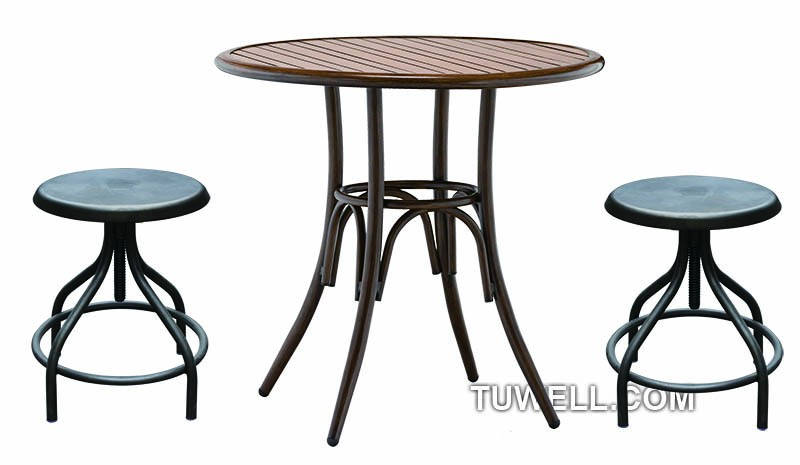 Tuwell-Tw8090 Steel Barstool | Steel Chair | Tuwell Industrial Limited-4