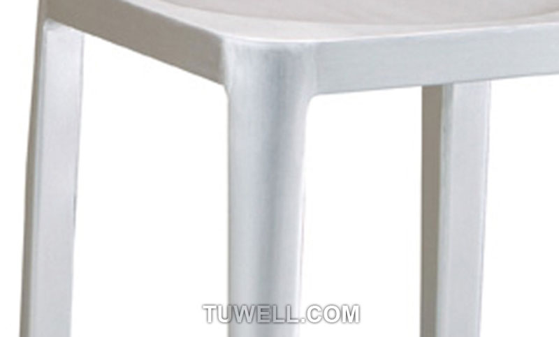 Tuwell-High Quality Tw1010-l Emeco Navy Square Barstool | Navy Chair-9