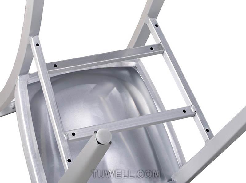 Tuwell-Best Tw1001 Emeco Aluminum Navy Chair Navy Stool-9