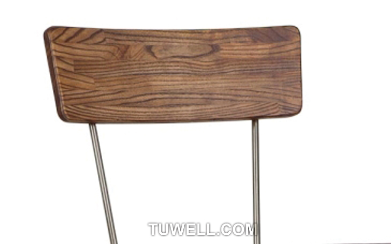 Tuwell-Tw6108 Steel Chair | Bentwood Chair | Tuwell Industrial Limited-5