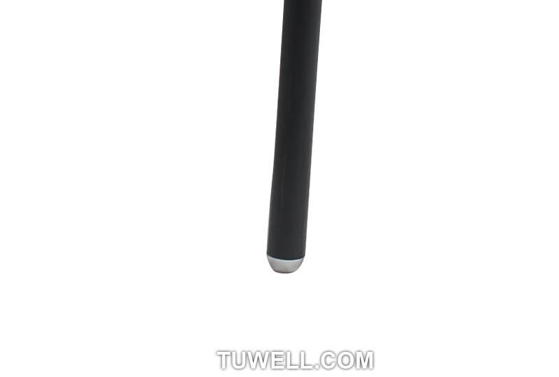 Tuwell-Best Tw8109-l Aluminum Rattan Bar Chair Small Rattan Chairs-11