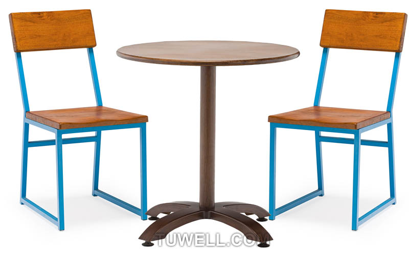Tuwell-Tw8623 Steel Stool | Steel Chair-4
