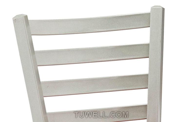 Tuwell Brand Self-Sabilizing aluminum bar stools ODE supplier