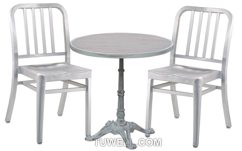 Tuwell-Find Tw1021 Emeco Aluminum Navy Chair Navy Blue Chair From Tuwell Industrial Limited-4