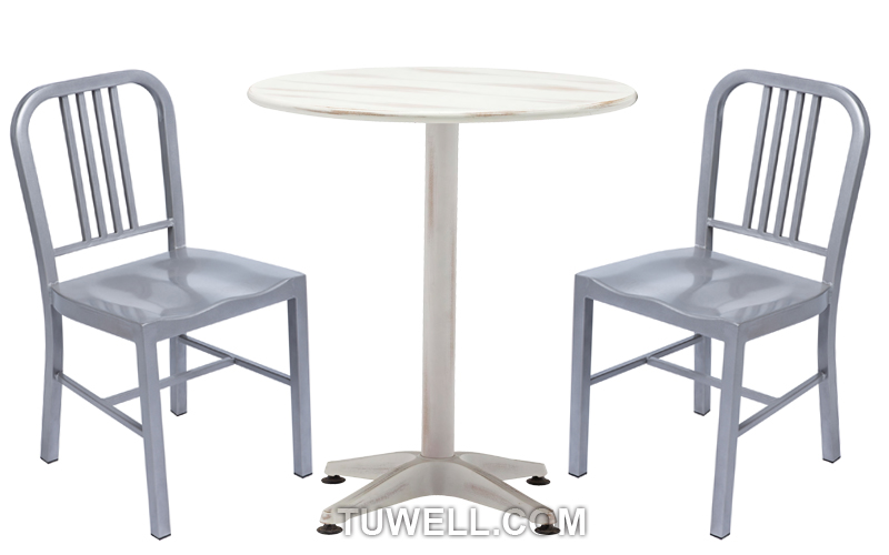 Tuwell-Tw1030 Emeco Steel Navy Chair | Navy Chair | Navy Chair-4