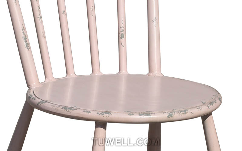 Tuwell-Best Tw8114 Aluminum Windsor Chair Manufacture-8