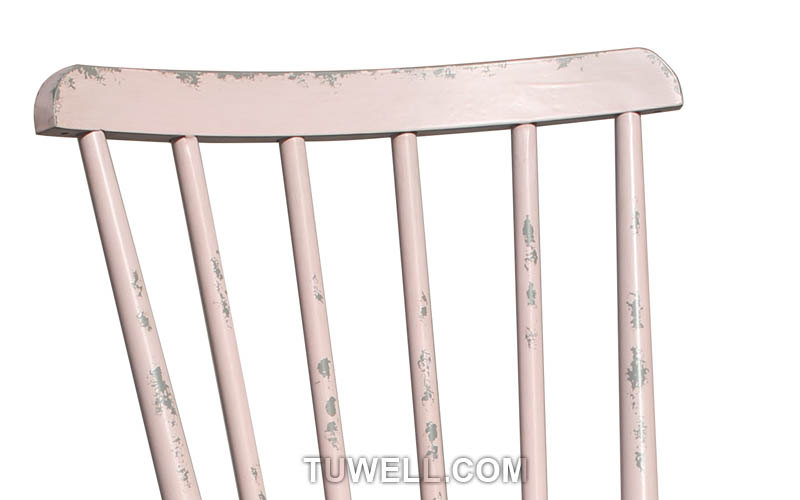 Tuwell-Best Tw8114 Aluminum Windsor Chair Manufacture-10