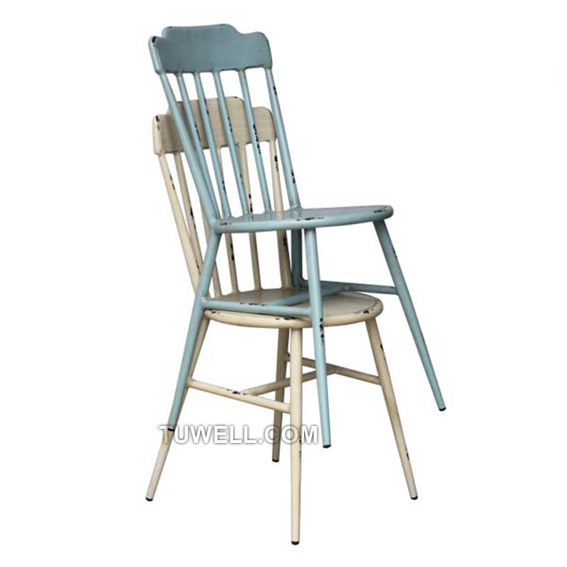 Tuwell-Find Tw8102 Aluminum Windsor Chair | Windsor Dining Chairs-11