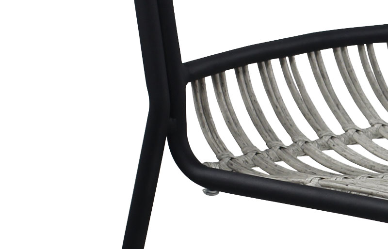 Tuwell-Find Tw8110 Aluminum Rattan Chair-10