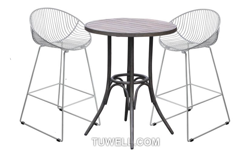Tuwell-Best Tw8615-L Steel Wire bar Chair Manufacture-4