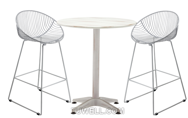 Tuwell-Best Tw8615-L Steel Wire bar Chair Manufacture-5