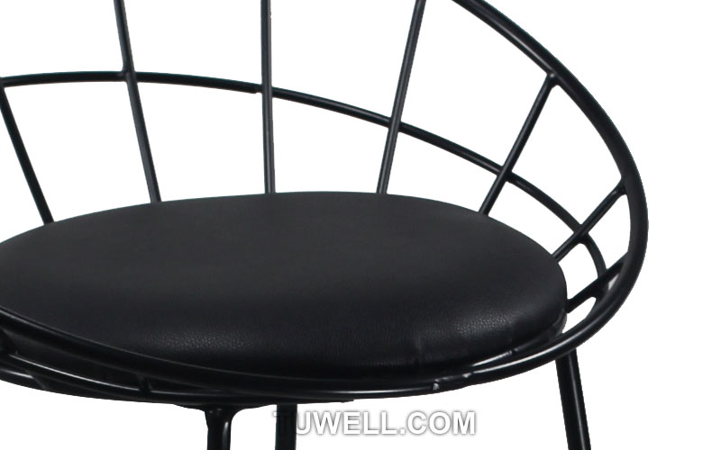 Tuwell-Tw8616-l Steel Wire bar Chair-7