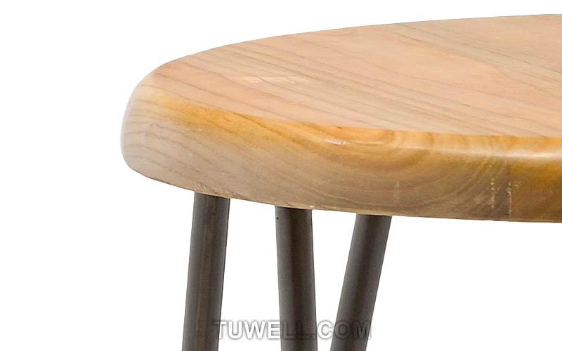 Tuwell-Tw8041 Steel Bar Stool | Steel Chair-6