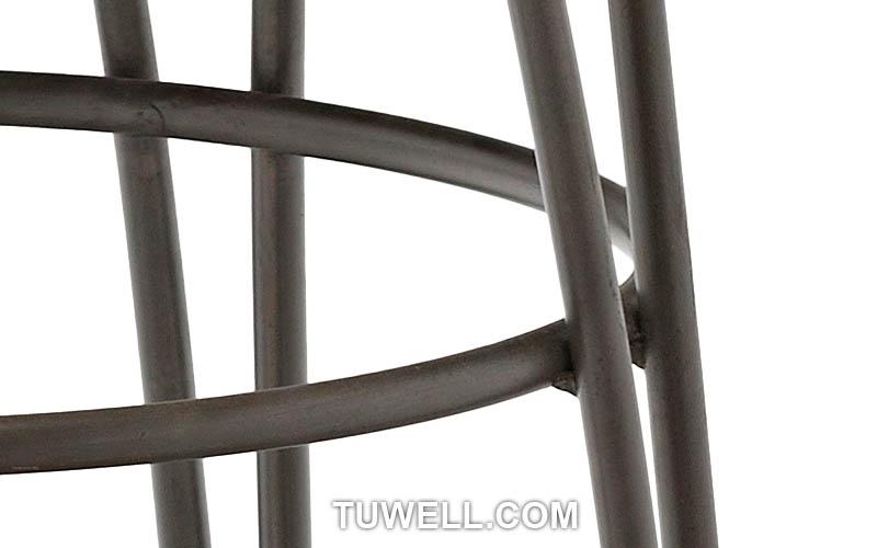 Tuwell-Tw8041 Steel Bar Stool | Steel Chair-7
