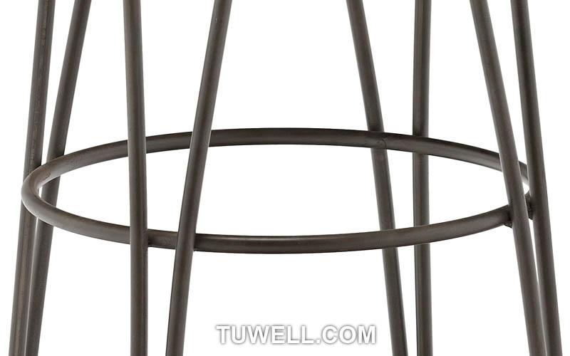 Tuwell-Tw8041 Steel Bar Stool | Steel Chair-8