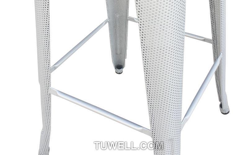 Custom tolix Self-Sabilizing outdoor tolix chairs Tuwell ODM