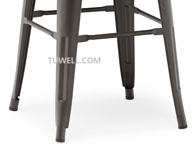 Tuwell-Find Tw8003-l Steel Tolix Barstool | Replica Tolix Chair-9