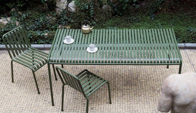 Tuwell-Find Tw8104 Aluminum Chair | Aluminum Outdoor Chairs-15