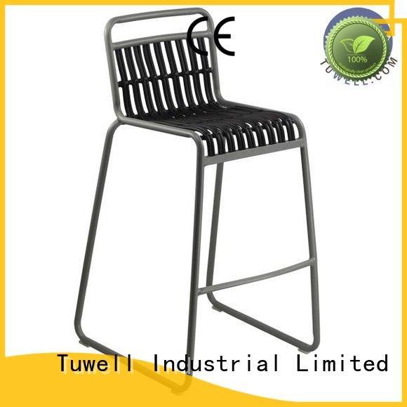 strong Rattan chair design for restaurant