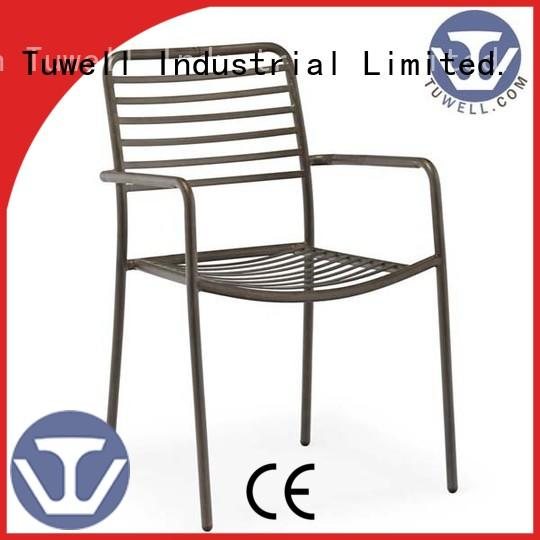 strong wire outdoor chairs manufacturer for bar