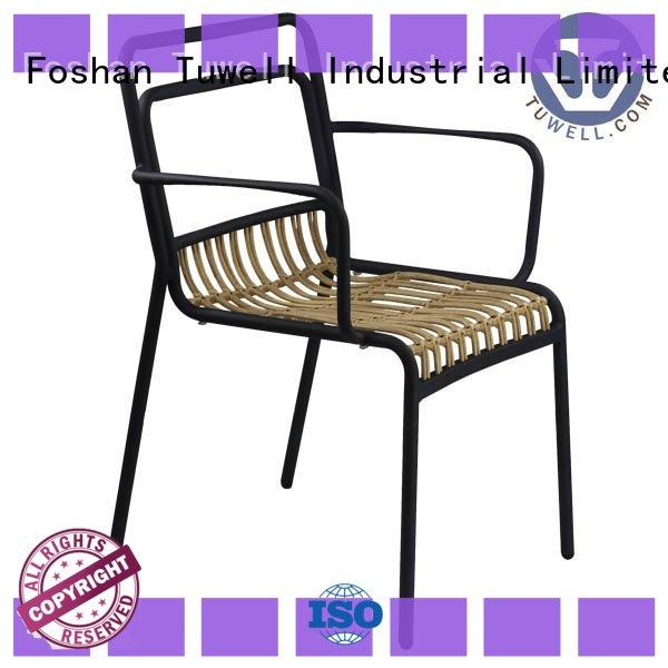 Tuwell personalized Rattan chair manufacturer for bar