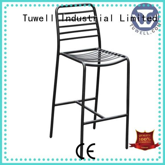 Custom wire wire chair bar Tuwell