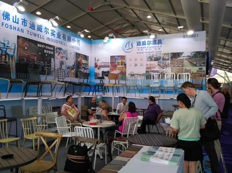 2017.9 CIFE in Shanghai