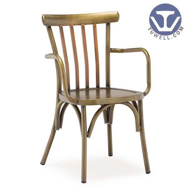 TW8083 Aluminum chair with arms
