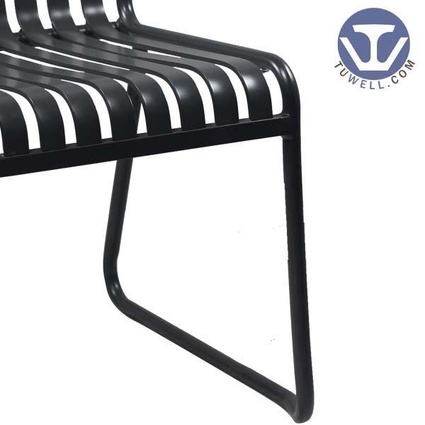 TW8105 Aluminum chair for dining