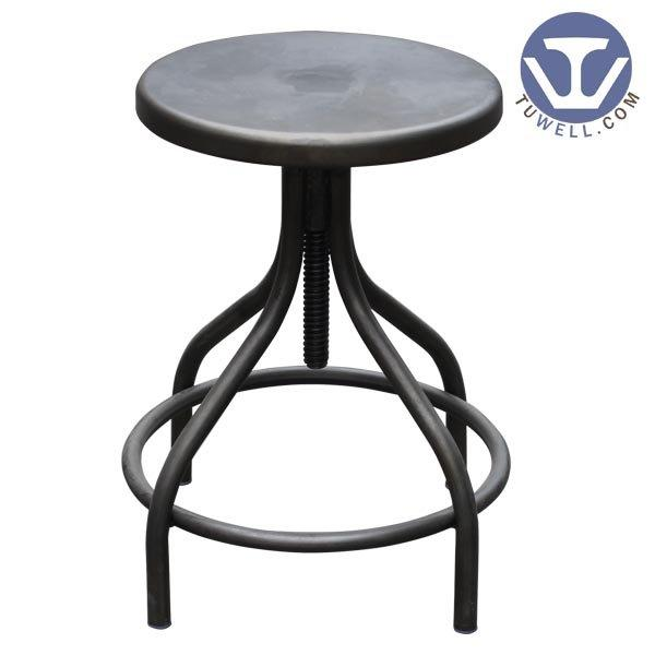 TW8090 Steel stool for dining bistro stool