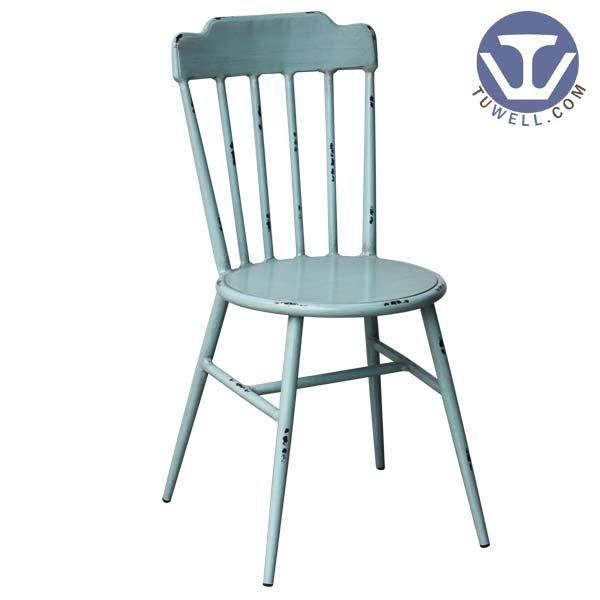 TW8102 Aluminum windsor chair indoor and outdoor for restaurant Nordic style