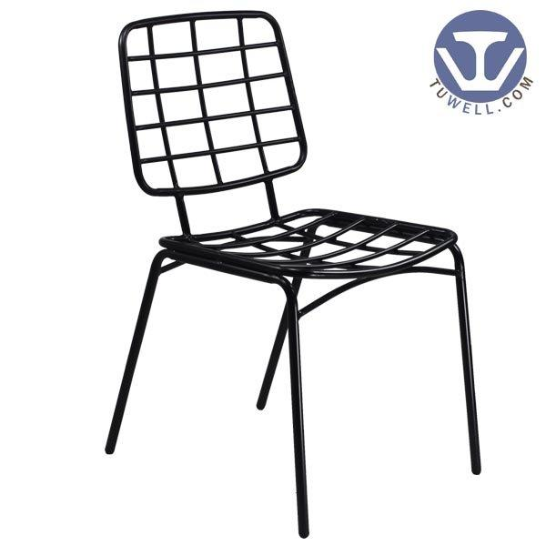 TW8619  Steel chair metal dining chair