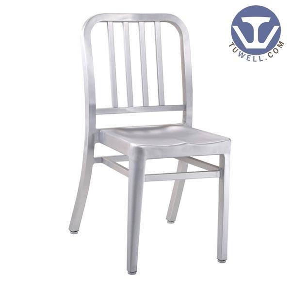 TW1021 Emeco Aluminum Navy Chair indoor and outdoor banquet chair America industrial style