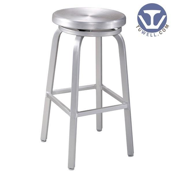 TW1009-L Emeco Navy Barstool indoor and outdoor for party American industrial style