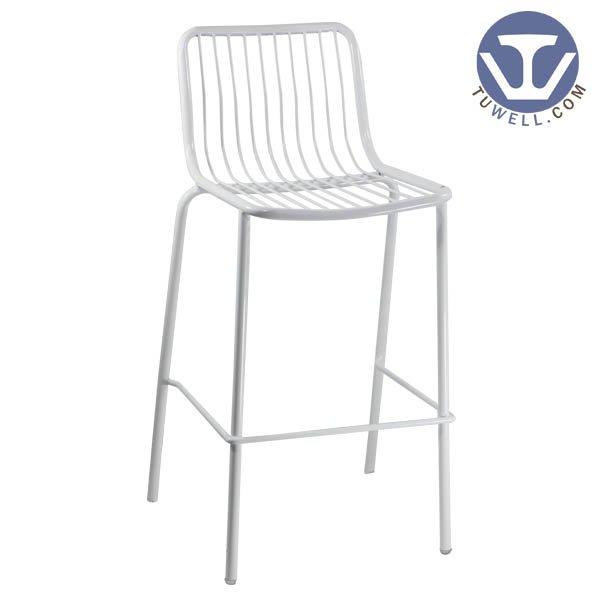TW8607-L Metal wire barchair, Steel wire chair, dining chair, restaurant chair, bistro chair