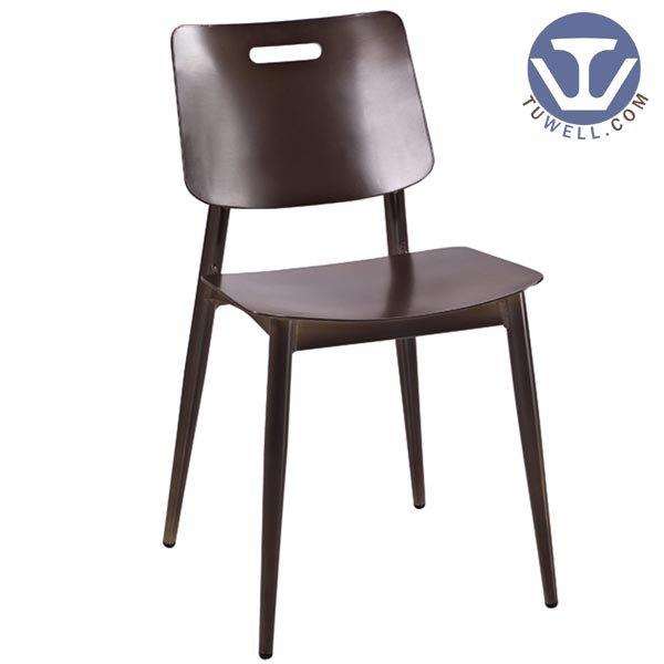 TW8023 Aluminum chair for dining