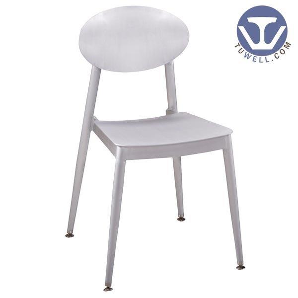 TW8043 Aluminum chair for dining