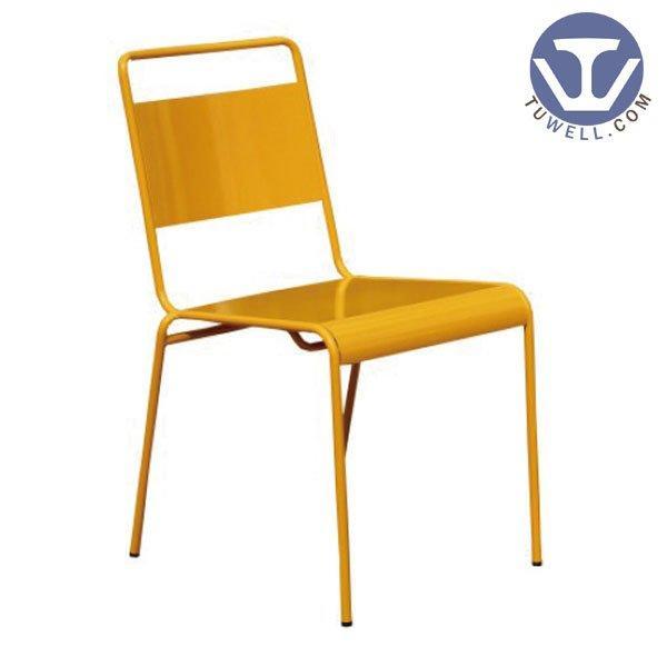TW8084 Steel chair metal dining chair