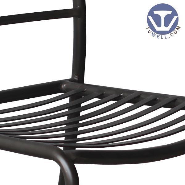 TW9003 Steel wire chair, dining chair, restaurant chair, bistro chair