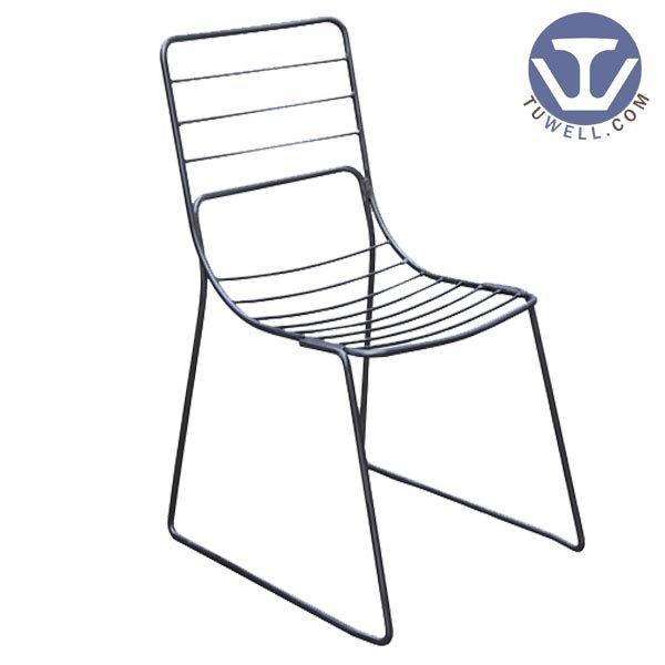 TW8608 Steel wire chair, dining chair, restaurant chair, bistro chair
