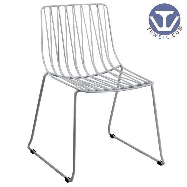 TW8618 Steel wire chair, dining chair, restaurant chair, bistro chair