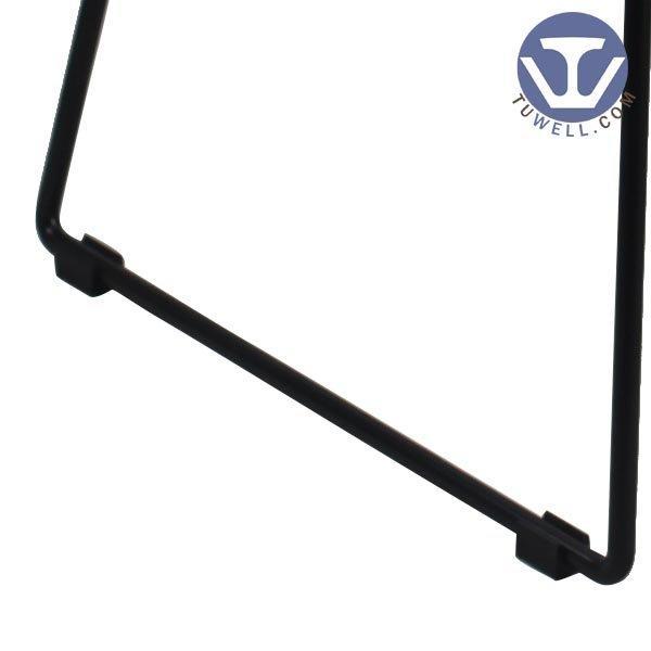 TW8616-L Steel wire bar chair, dining bar chair, restaurant chair