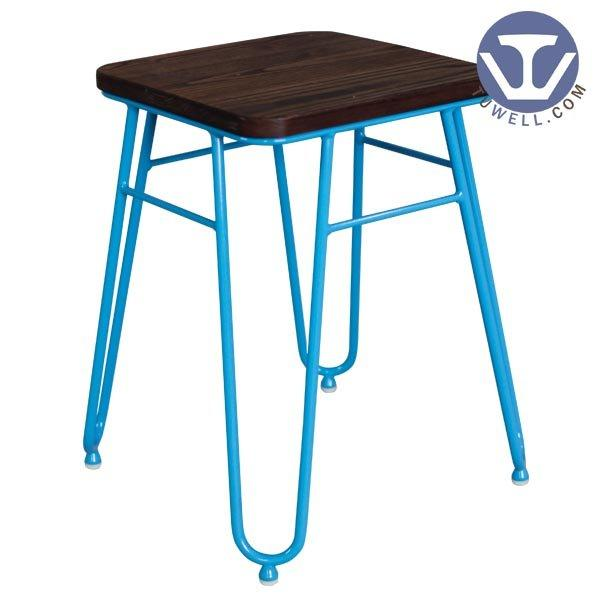 TW8042 Steel stool for dining coffee stool