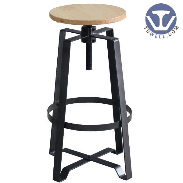 TW8038 Steel bar stool dining chair coffee bar stool