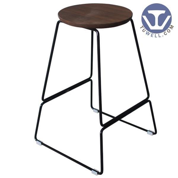 TW8048 Steel bar stool dinning chair coffee bar stool