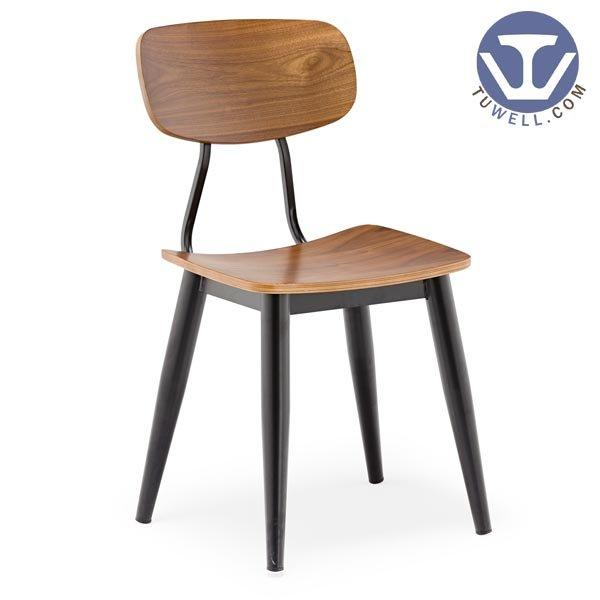 TW8028 Copine chair steel bentwood chair metal dining chair