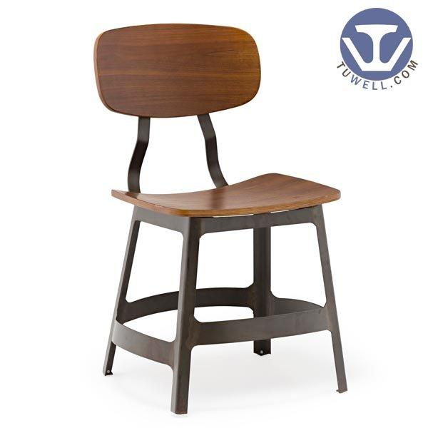TW6103 Steel bentwood chair
