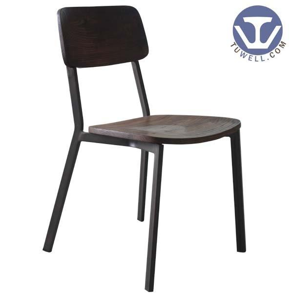 TW8063 Steel bentwood chair
